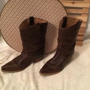 Dingo Slouchy Cowboy Boot